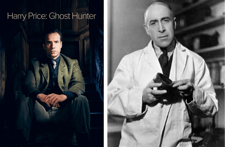 'HARRY PRICE – GHOST HUNTER' – FICTIONALIZING A REAL GHOST HUNTER
