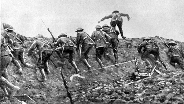 WHAT HAUNTS THE SOMME AND OTHER FIRST WORLD WAR BATTLEFIELDS