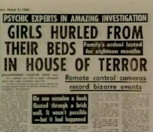 Early Enfield Poltergeist Press Coverage