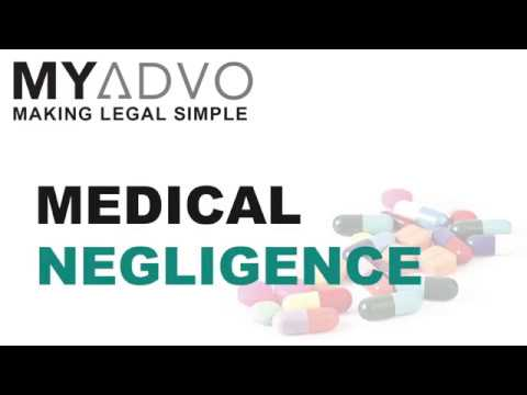 Medical Negligence - Call us at +91-9811782573